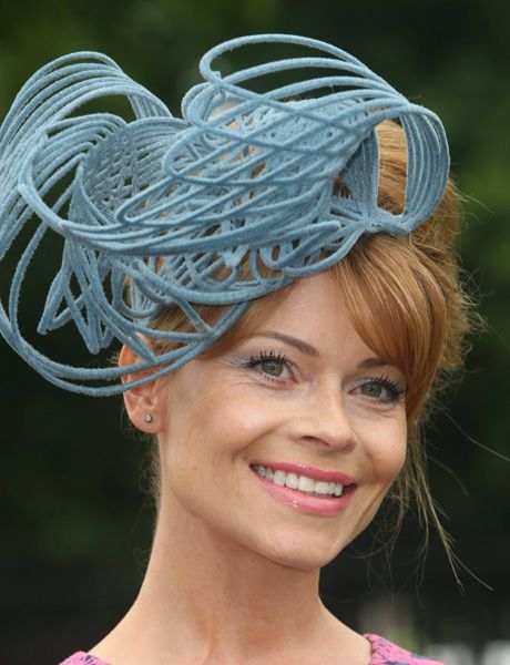 Ladies Hats | PHOTOS: Royal Ascot's Ladies Day, Hats and All | Anglophenia | BBC ...