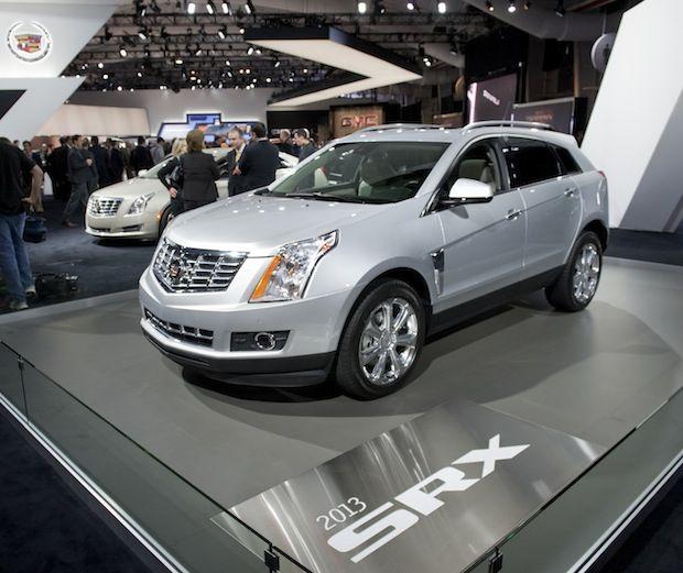 17 Best Ideas About Cadillac Srx On Pinterest