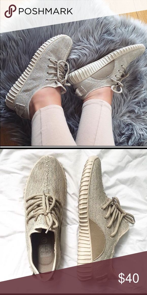 Oxford Tan YZY Brand New Yeezy Shoes Sneakers