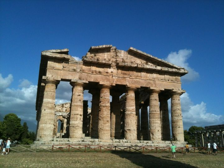 Paestum: where history is alive. Savoy Beach Hotel is a few minutes far from this treasure.   www.savoybeachhotel.it