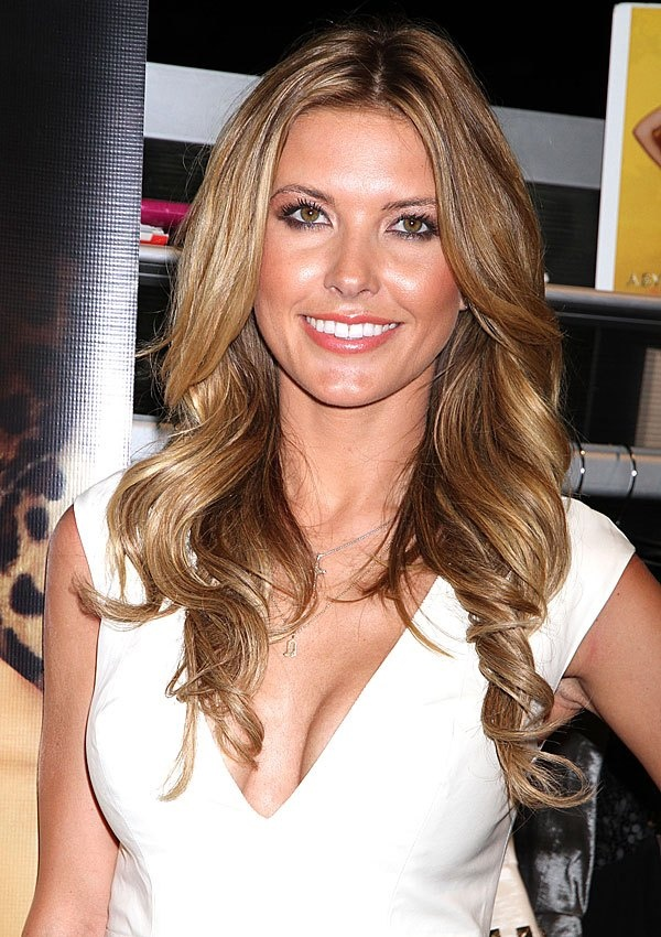 Audrina Patridge's Glossy Waves: How To Get The Look