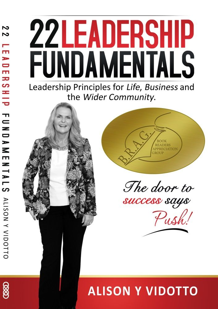 22-LEADERSHIP-FUNDAMENTALS - Author interview with Alison Vidotto