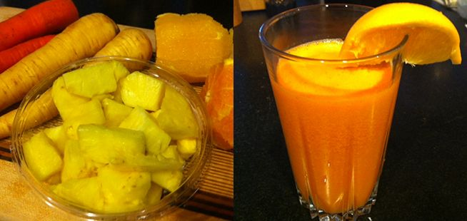 ... on Pinterest | Green lemonade, Fruit juice and Carrot juice recipes