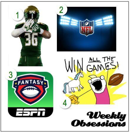 Week 166: College Football Is Back, Pro Football Is Back, Fantasy Football Is Back, FOOTBALL.
