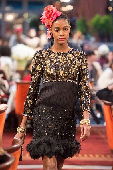 Chanel Pre-Fall 2017 - 'Chanel Collection des Metiers d'Art 2016/17 Paris Cosmopolite' Show