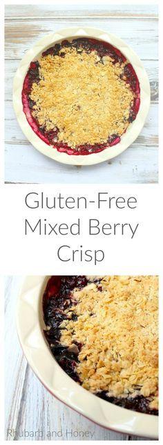 ... com yellow plum blueberry crisp nectarine and mixed berry crisp