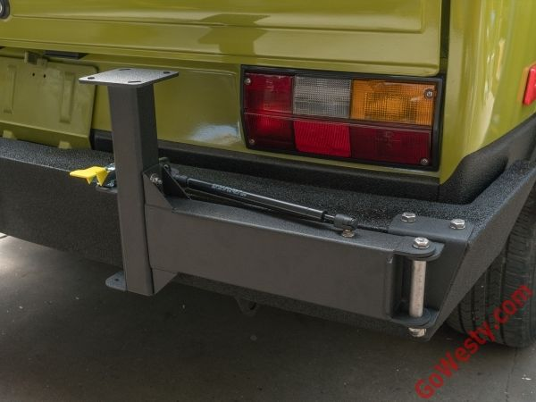 Bumper Mounted Swing