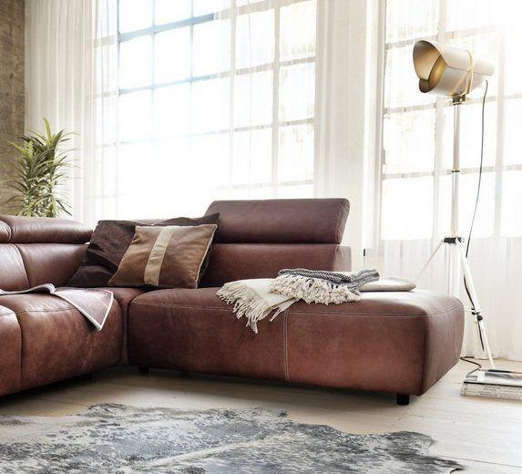 Kawola Ecksofa Riso Sitztiefe Von 58 Bis 80 Cm Online Kaufen Otto Ecksofa Sofa Haus Deko
