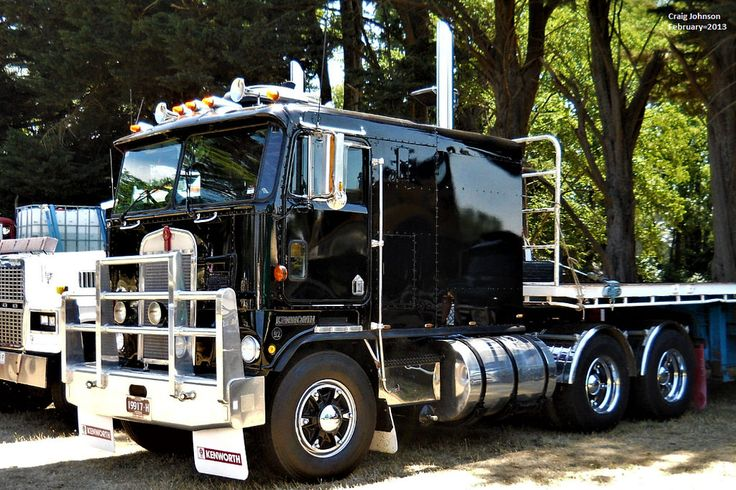 https://flic.kr/p/RPZXhu | photo by secret squirrel | Truck of the Day at Lancefield=2013