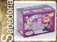 Gra Domino Logopedyczne  Cz-CD-G -