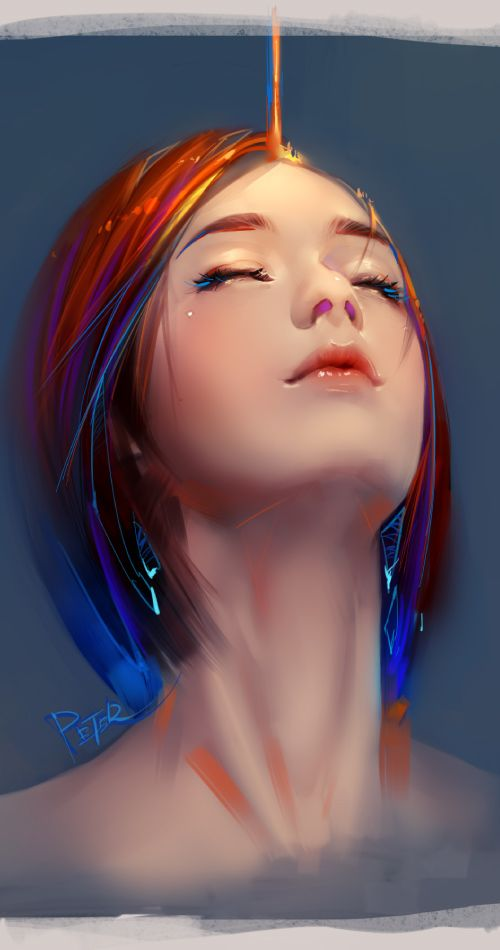 35 Amazing Digital #Art and #Illustration Examples for #Inspiration
