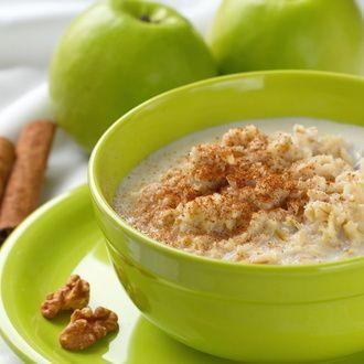 Porridge Bowl pomme cannelle