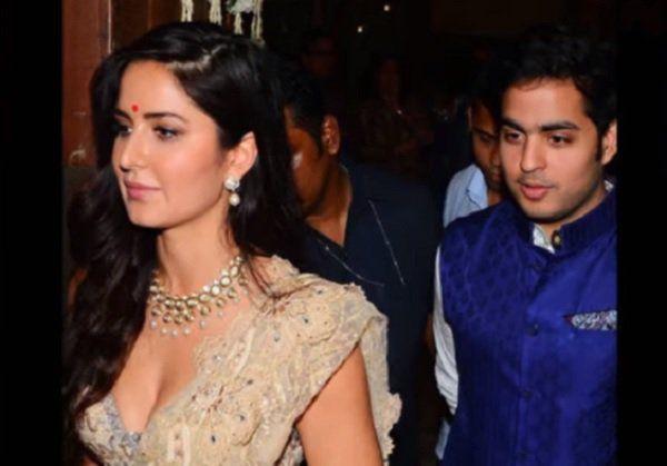 Is Katrina Kaif really in Love with Mukesh Ambani's son Akash Ambani?