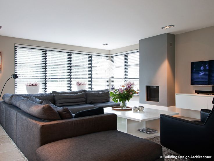 Interieur eigentijdse woning building design for Orientation design d interieur