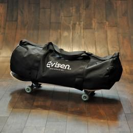 "EVISEN ダッフルバッグ ""TOUR DUFFLE"" (スケートボード装着可能)"