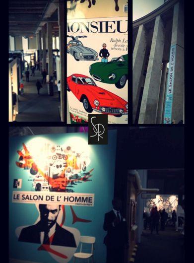 SORAN était au rendez vous du salon de l'Homme au Palais de Tokyo le 6/12/14. Toujours en éveil de nouveautés et de tendances.