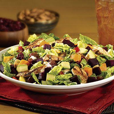 California Pizza Kitchen Moroccan Salad Calories