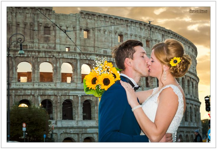 Trash the Dress in Rome