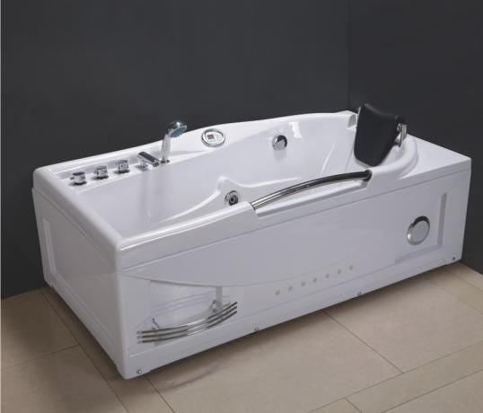 jacuzzi tub with shower - photo #35