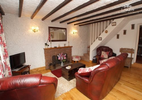 2 Bedroom  Holiday Cottage in Warcop sleeps 4 people with a garden perfect for last minute breaks
