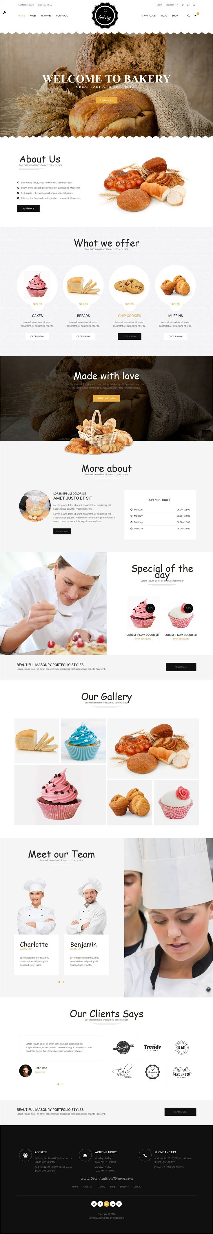 Printer is beautifully design versatile #bootstrap HTML #template for multipurpose #bakery website with 60+ stunning homepage layouts download now➩ https://themeforest.net/item/printer-responsive-multipurpose-html5-template/17365545?ref=Datasata