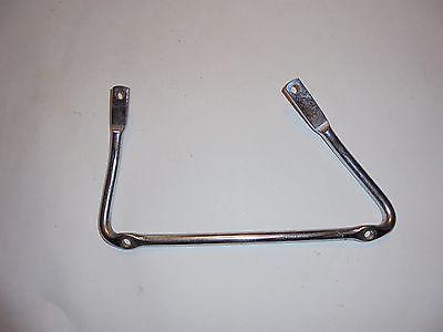 OEM-Harley-Davidson-Shovelhead-Right-Luggage-Carrier-Brace-53418-65