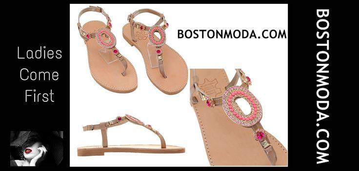 Κερδίστεένα καταπληκτικόδερμάτινο σανδάλι πολυτελείας ελληνικής κατασκευής(Luxury Greek sandal), προσφορά της αγαπημένης σελίδαςBOSTONMODA.COM! Λήξη Διαγωνισμού: 07/03 Εγγραφείτε στο ενημ...