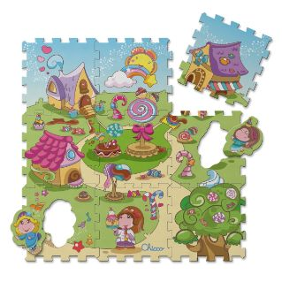 Tapete puzzle dos Doces   Brinquedos   Site oficial chicco.pt