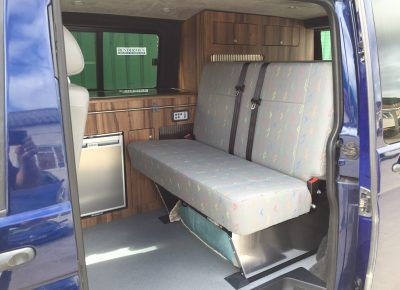If Youre In Need Of Rock And Roll Bed Inspiration For Your Camper Van