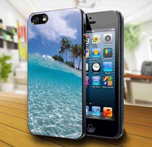 Sea sand sun iPhone 5 Case   kogadvertising - Accessories on ArtFire