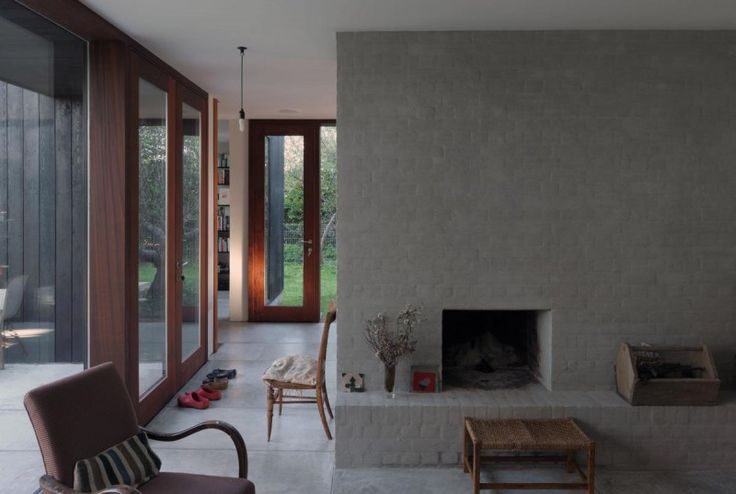 Internal rendered wall :: The Sett by Dow Jones Architects