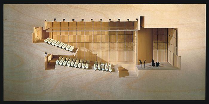 Renzo Piano. Parco della Musica Auditorium Rome, Italy, 1994/2002
