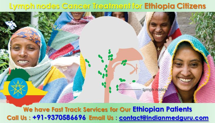 Lymph nodes Cancer Treatment Cost in India