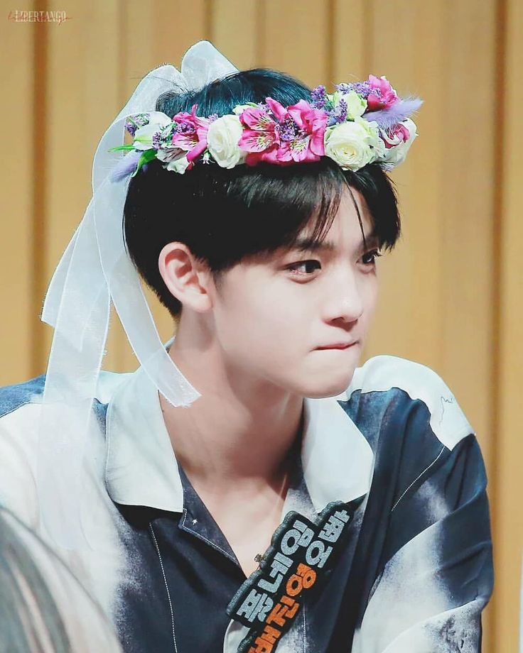 ❣ When a male idol looks prettier than you😂❤ BTW WANNA ONE IS GOING TO HAVE A WORLD TOUR Y'ALL PREPARE YOUR MONEY (& maybe your liver and…