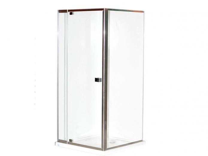 Posh Solus Square Shower System