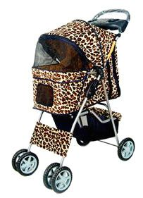 Cheap Pet Strollers For Dogs This Stunning Leopard