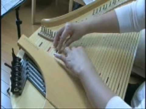I love this kantele piece. It has a unique mystical quality and I would love to learn how to play it on my kantele.