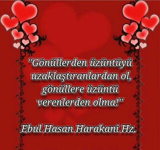 Ebul Hasan Harakani Hz.