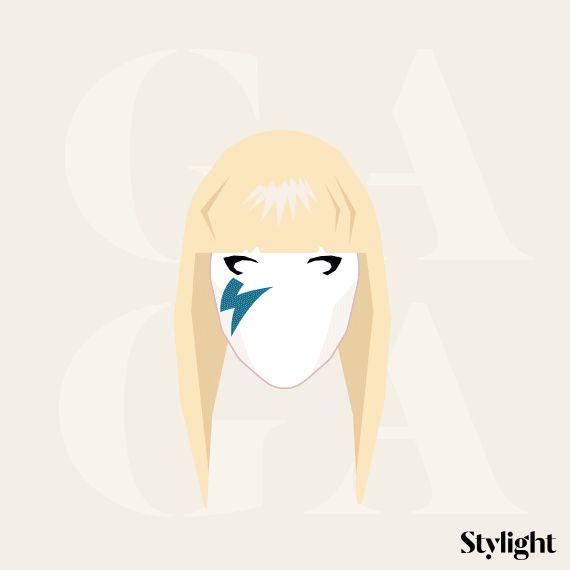Evolution of Lady Gaga's 30 Iconic Looks