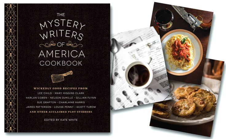 Mystery writers of america cookbook mystery writers of