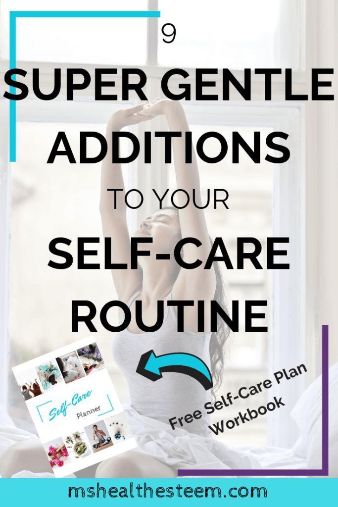 9 Supersanfte Ergänzungen zu Ihrer Selbstpflegeroutine | Fühlen Sie sich beschäftigt, überwältigt o …   – Self care tips