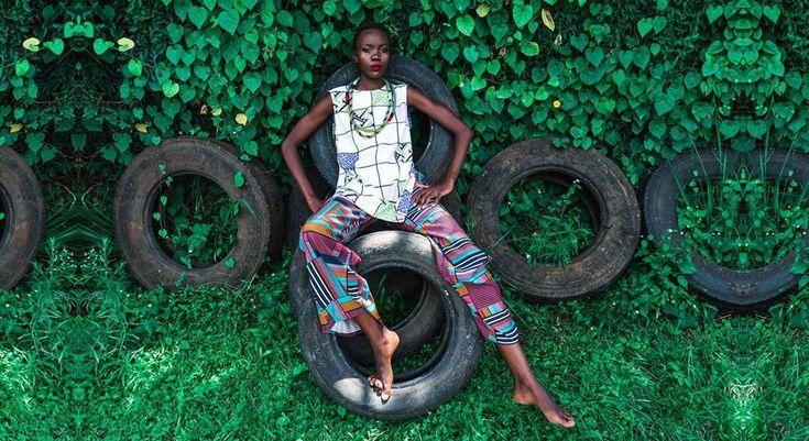 Asos lança nova coleção de moda solidária e reciclada feita na África - Stylo Urbano