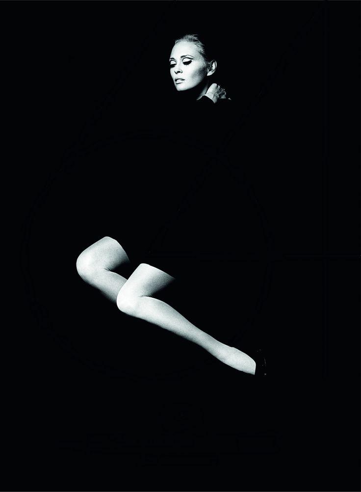 Faye Dunaway, 1967. Photography by Jerry Schatzberg