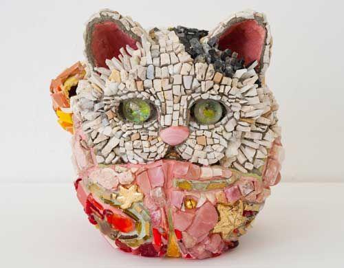 Kayo NISHINOMIYA 大慶 -猫だるま・拾壱ノ姫 竜田姫 , 2010