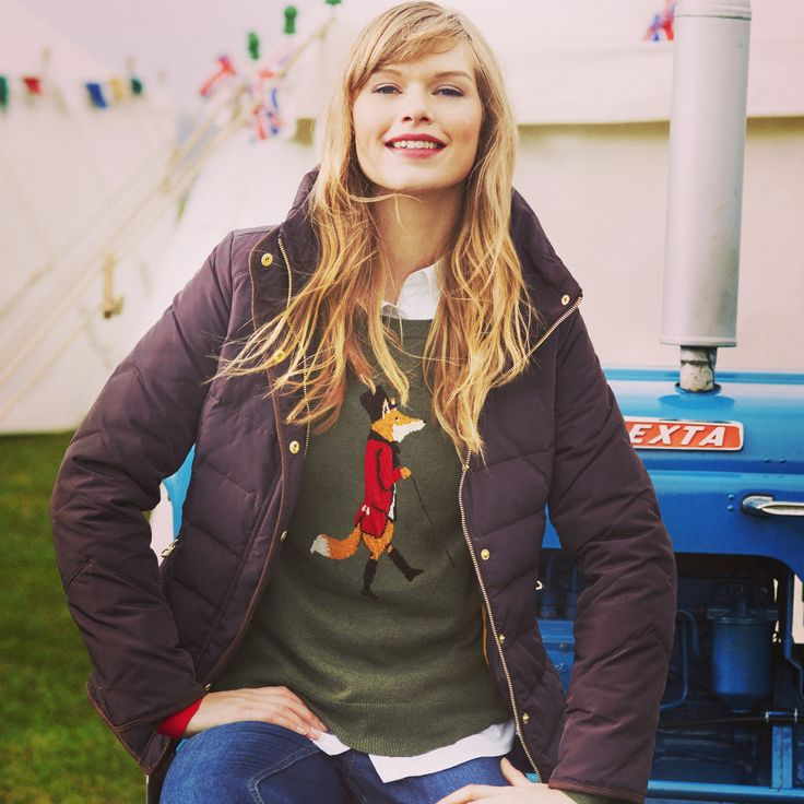 So want this jumper! Joules