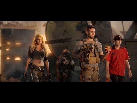 Sexy, delicioso y explosivo nuevo comercial de Carl's Jr con Black Ops III   Atomix