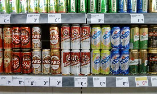 Birre: Topvar, Šariš, Smädný Mnich e Birell sono ora giapponesi