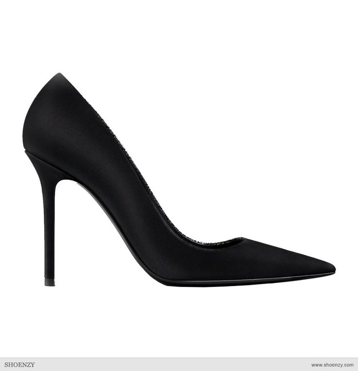 Pump Asymmetrical in Suede Calfskin and Glittery Leather by Dior @Shoenzy