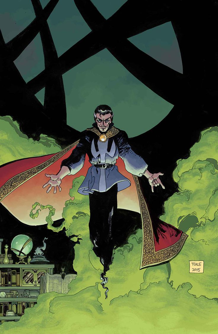 Dr. Strange | Tim Sale
