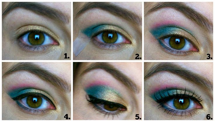 Beauty Broadcast: #ElectricChallenge Day 4: The Lighter Side (Urban Decay Electric Palette)